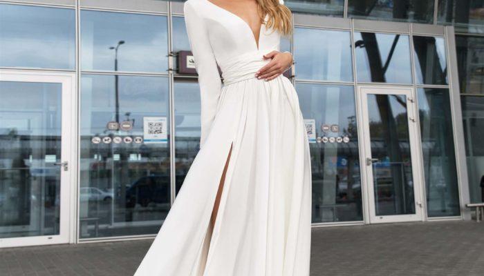 Ультрамодные белые платья