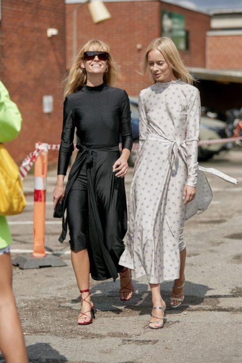 Street style — последние новинки уличной моды