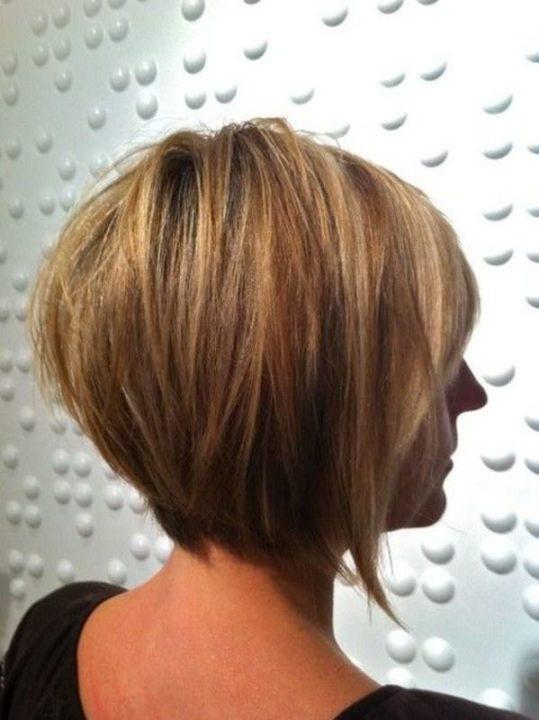 Окрашивание коротких тонких волос
