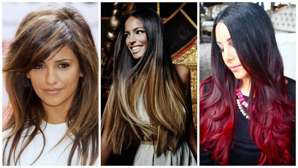 Прически 2018 модные тенденции окраски волос