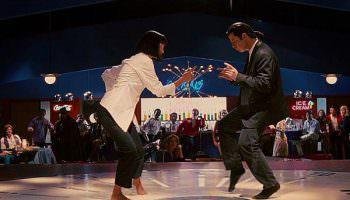 Ума Турман и Джон Траволта — «Криминальное чтиво»! Танец, который навсегда останется в вашей памяти!