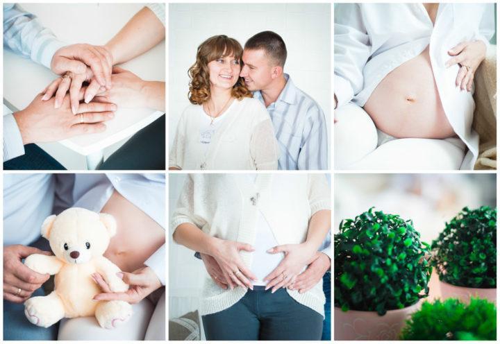 Фото беременных женщин фото ню 55