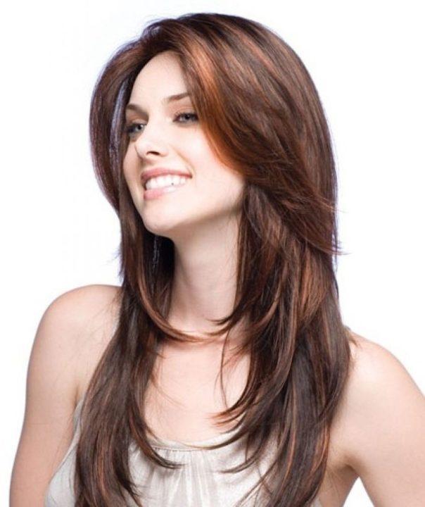 Прическа итальянка женская на длинные волосы фото