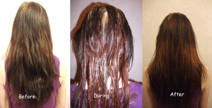 Как смыть тоник с волос в домашних условиях: 11 способов