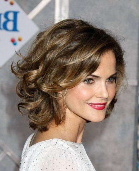 Причёски для средней длины фото