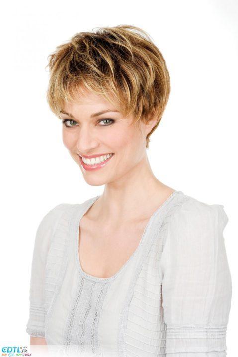 Самые модные женские короткие стрижки на короткие волосы 53