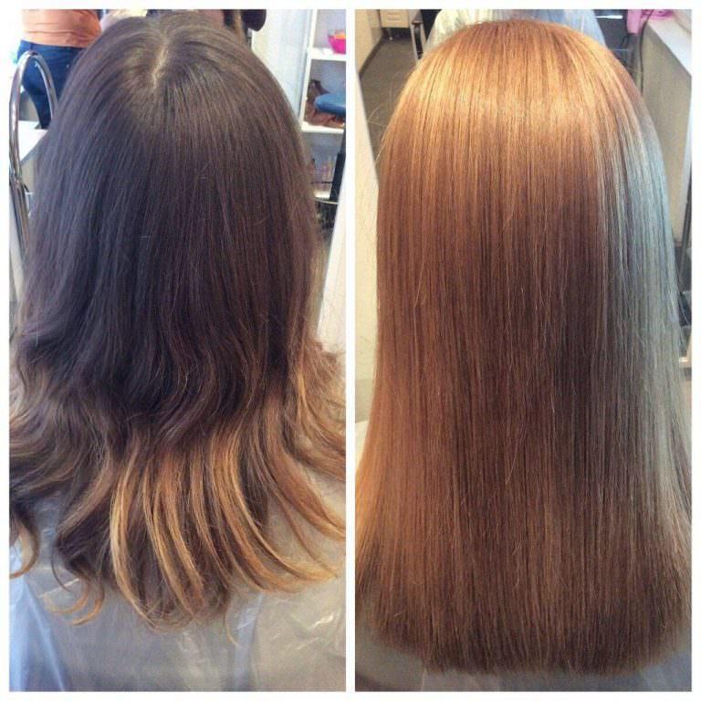 Ламинирование волос в домашних условиях рецепты желатин 58