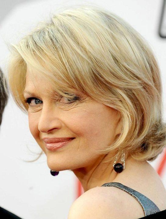 Прически для коротких волос фото кому за 40 лет