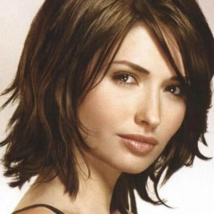 Эффект мокрых волос на короткие, средние волосы, на