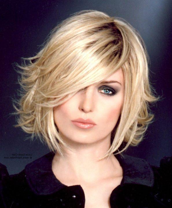 Прическа для волос короткой длины фото