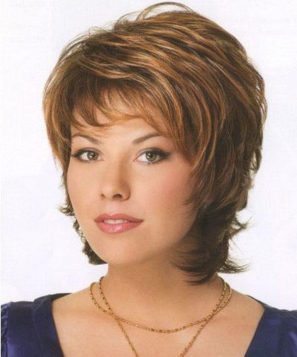 Прическа каскадна короткие волосы фото