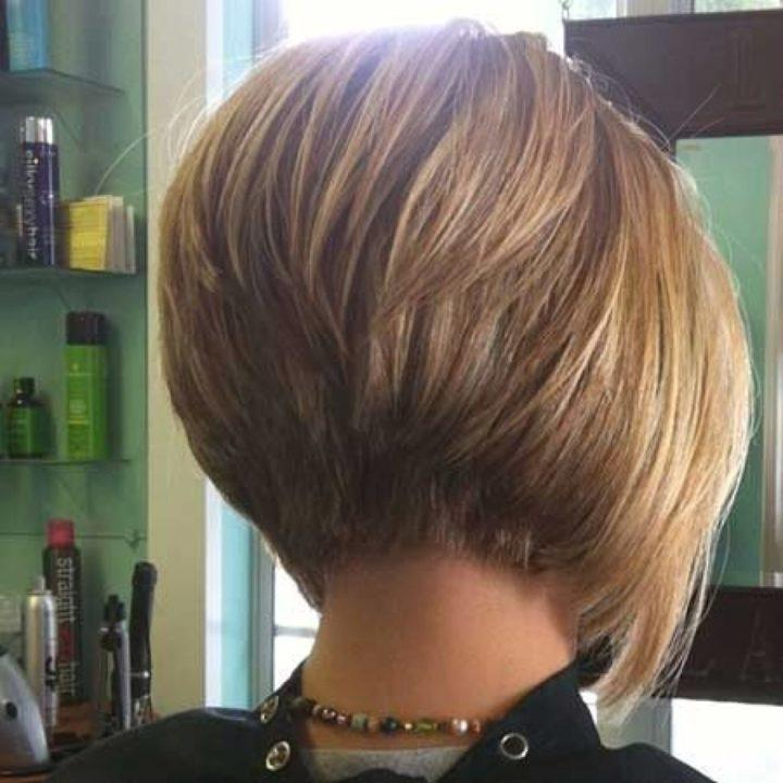 Причёски каре с чёлкой фото вид сзади