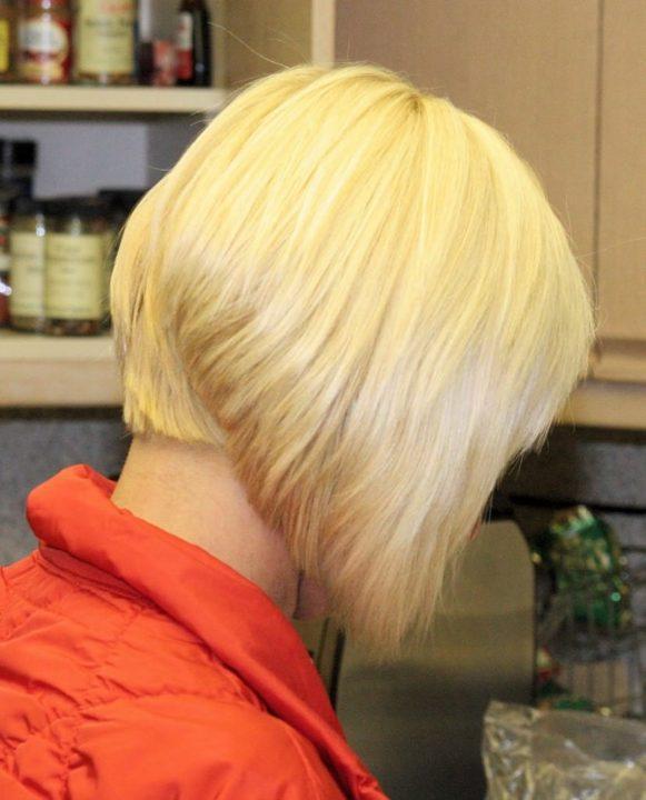 Волосы каре фото со спины на аву