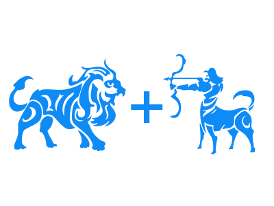 Совместимость в сексе лев стрелец