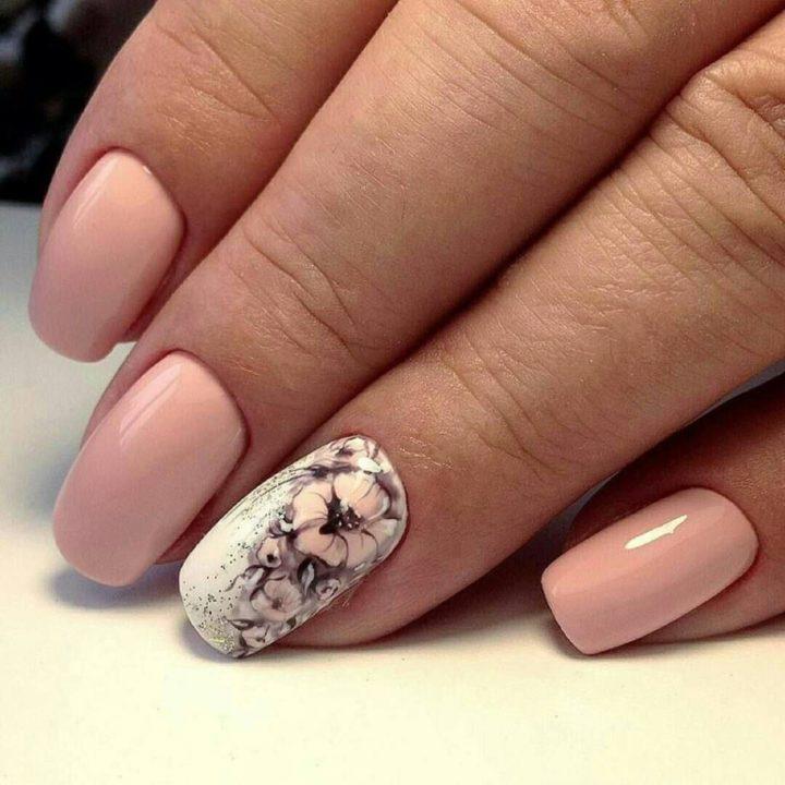 Маникюр Дизайн Ногтей На Новый Год