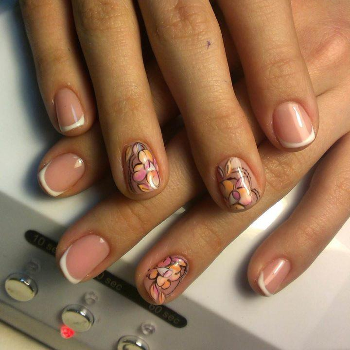 дизайн ногтей светлые тона - Тюменский издательский дом
