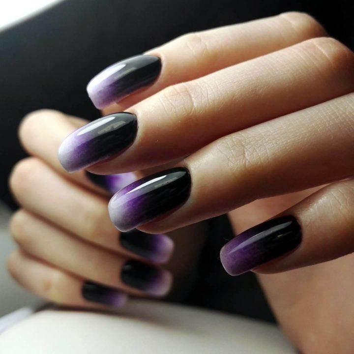 Самые Короткие Ногти Фото Дизайн